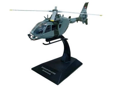 Eurocopter EC635, Swiss Air Force (1:72), ALTAYA Item Number ALCH44