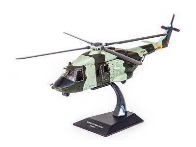 NH Industries NH90 TTH, Spanish Army (1:72), ALTAYA Item Number ALCH50