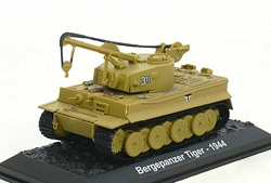 Bergepanzer Tiger, German Army, Italy, 1943 (1:72), Amercom Diecast Item Number ACBG11