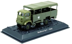 Bedford QLT, 1st Polish Armored Division, Western Front, 1944 (1:72), Amercom Diecast Item Number ACBG72