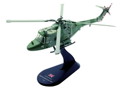 Westland Lynx AH.7, 16th Assault Brigade, Royal Army Air Corps, 2005 (1:72), Amercom Diecast Item Number ACHY10