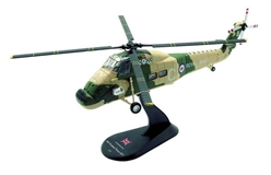 Westland Wessex HU.5, No 845 Squadron, Fleet Air Arm, Royal Navy, HMS Bulwark 1969 (1:72), Amercom Diecast Item Number ACHY12