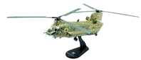 "Chinook HC.1, 7 Squadron, Royal Air Force, ""Operation Desert Storm,"" 1991 (1:72), Amercom Diecast Item Number ACHY14"