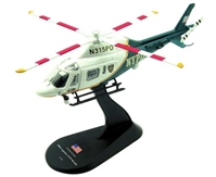 Agusta A119 Koala, New York City Police Department, 2004 (1:72), Amercom Diecast Item Number ACHY16