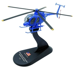 MD500 Defender, Taiwan Air Force, 1984 (1:72), Amercom Diecast Item Number ACHY32
