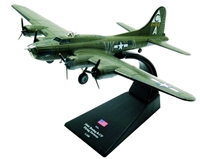 "B-17F Flying Fortress, ""Sky Wolf,"" 358th BS, 303rd BG ""Hell's Angels,"" 8th AF, USAAF (1:144), Amercom Diecast Item Number ACLB02"