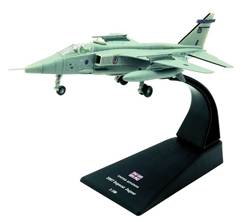 Sepecat Jaguar, No. 6 Squadron, Royal Air Force, 2007 (1:100), Amercom Diecast Item Number ACSL53