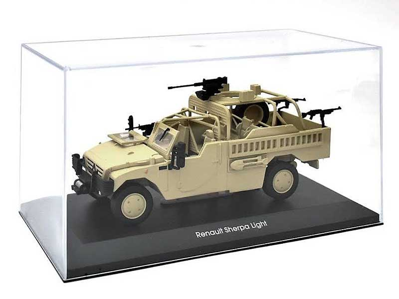 Renault Sherpa Light French Army Special Forces (1:43), Atlas Editions, Item Number ATL-2440-001