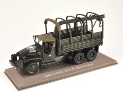 GMC CCKW 353 Wrecker U.S. Army (1:43), Atlas Editions, Item Number ATL-2690-002