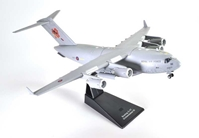 Boeing C-17 Globemaster III B Flight, No. 901 Expeditionary Air Wing, RAF, Al Udeid Air Base, Qatar, 2011 (1:200), Atlas Editions, Item Number ATL-4675-107