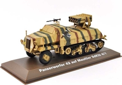 Sd.Kfz.4/1 Panzerwerfer 42 auf Maultier German Army (1:43), Atlas Editions, Item Number ATL-6690-013