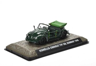 Hebmuller-Cabriolet Type 18A Germany, 1948 (1:43), Atlas Editions, Item Number ATL-7123-115
