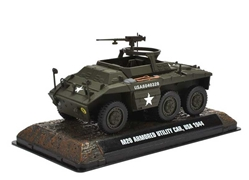 Ford M20 Armored Utility Car U.S. Army, 1944 (1:43), Atlas Editions, Item Number ATL-7123-118