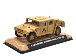 M1025 HMMWV Armament Carrier U.S. Army, Kuwait, 1991 (1:43), Atlas Editions, Item Number ATL-7123-124