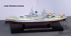 United States Navy battleship USS Pennsylvania (BB-38) (1:1250)