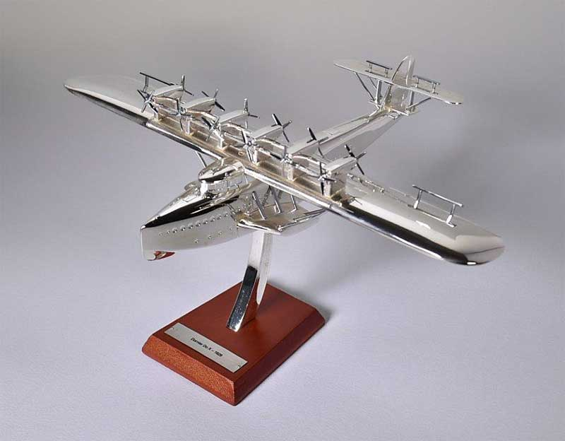Dornier Do X, 1929 (1:200), Atlas Editions Item Number ATL-7504-002