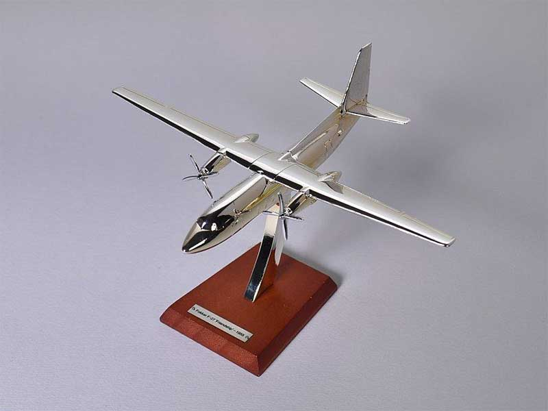 "Fokker F-27 ""Friendship,"" 1955 (1:200) , Atlas Editions Item Number ATL-7504-006"