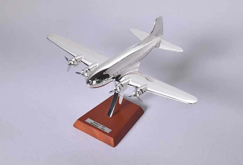 "Boeing B-307 ""Stratoliner,"" 1938 (1:200) , Atlas Editions Item Number ATL-7504-016"