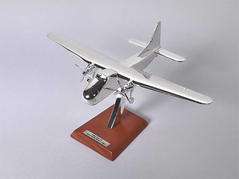 Bristol Type 170 Superfreighter Mk.32, 1953 (1:200) , Atlas Editions Item Number ATL-7504-021