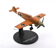 "Messerschmitt Bf 109F-4Trop,  ""Star of Africa"" 158-victory ace Hans-Joachim Marseille, 3.JG 27, North Africa, 1942 (1:72) by Atlas Editions Item number ATL-7896-001"