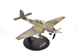 "Junkers Ju 87G-2 Stuka, Hans-Ulrich Rudel, Geschwaderkommodore St.G.2 ""Immelmann,"" 1944 (1:72) - Preorder item, order now for future delivery, Atlas Editions Item Number ATL-7896-004"