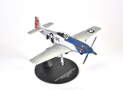 "North American P-51D Mustang, ""Cripes A Mighty,"" 26.83-victory ace George Preddy, 328th FS, 352nd FG, 1944 (1:72), Atlas Editions Item Number ATL-7896-007"