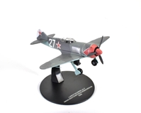 Lavochkin La-7, 66-victory ace Ivan Nikitovich Kozhedub, Soviet Air Force, 1945 (1:72) - Preorder item, order now for future delivery, Atlas Editions Item Number ATL-7896-011