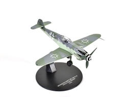 Messerschmitt Bf 109G-10, 352-victory ace Erich Hartmann, I./JG 52, 1945 (1:72) - Preorder item, order now for future delivery, Atlas Editions Item Number ATL-7896-012