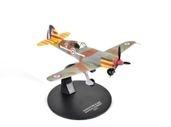 Dewoitine D.520, 23-victory ace Marcel Albert, 2nd Escadrille, GC I/3, French Air Force, 1941 (1:72), Atlas Editions Item Number ATL-7896-014