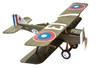 Royal Aircraft Factory SE5a, F8005, 25th Aero Sqn, USAAS, late 1918 (1:48), Corgi Diecast Aviation Item Number AA37706