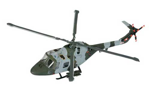 Westland Lynx AH.Mk 7 Royal Army Air Corps 16th Assault Bgd, AAC Dishforth, England, 2008 (1:72), Corgi Diecast Aviation Item Number AA39001