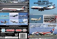 San Diego Airport, Air Utopia Aviation DVDs Item Number AUT101