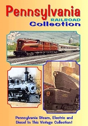 Pennsylvania Railroad Collection (DVD), Non-Fiction Video Aviation DVDs Item Number DV406