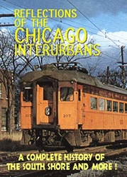 Reflections Of The Chicago Interurbans (DVD), Non-Fiction Video Aviation DVDs Item Number DV415