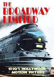 The Broadway Limited 1930s Hollywood Motion Picture (DVD), Non-Fiction Video Aviation DVDs Item Number DV416