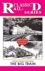 New York Central The Big Train (DVD), Non-Fiction Video Aviation DVDs Item Number DV426