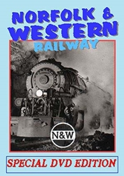Norfolk & Western Railway (DVD), Non-Fiction Video Aviation DVDs Item Number DV436