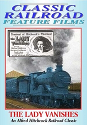 The Lady Vanishes An Alfred Hitchcock Railroad Classic (DVD), Non-Fiction Video Aviation DVDs Item Number DV437