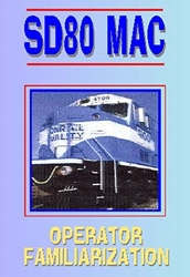 SD80 MAC Operator Familiarization (DVD), Non-Fiction Video Aviation DVDs Item Number DV446
