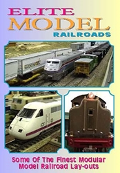 Elite Model Railroads (DVD), Non-Fiction Video Aviation DVDs Item Number DV457