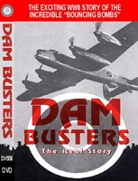 Dam Busters, The Real Story (DVD), Non-Fiction Video Aviation DVDs Item Number DV558