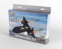 SR-71 105 Piece Construction Toy, Best Lock, Item Number BL14186
