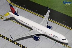 Delta A321 Sharklets N301DN (1:200), GeminiJets 200 Diecast Airliners, Item Number G2DAL444