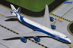 Air Bridge Cargo B747-8F VQ-BRJ (1:400), GeminiJets 400 Diecast Airliners, Item Number GJABW1554