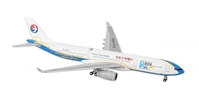 "China Eastern A330-300 B-6125 ""Xinhuanet"" (1:400), JC Wings Diecast Airliners, Item Number JC4CES381"
