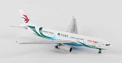 "China Eastern A330-200 ""Greenland Group"" B-5902 (1:400), JC Wings Diecast Airliners, Item Number JC4CES391"