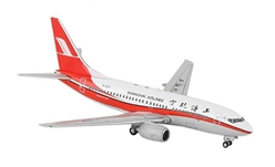 Shanghai B737-700 B-2913 with Antenna (1:400), JC Wings Diecast Airliners, Item Number JC4CSH606