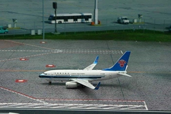 China Southern B737-700 With Winglets B-5283 (1:400), Phoenix 1:400 Scale Diecast Aircraft, Item Number PH4CSN1324