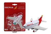 Iberia Pullback With Lights & Sound by Toytech Item Number TT375