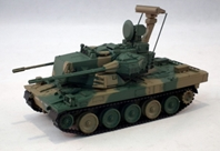 Type 87 Self-Propelled Anti-Aircraft Gun , JGSDF (1:72) by De Agostini Diecast Armor Item Number: DAJSDF16